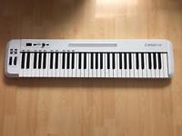 Carbon 61 USB Midi Controller Keyboard