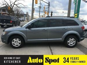 2010 Dodge Journey SE/ 7 PASSENGER/WE FINANCE!!/WON'T LAST LONG