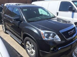 2011 GMC Acadia SLE / BACKUP CAM / 7 PASSENGER / REMOTE START