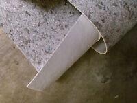 LIGHT GREY SPECKLED FLOOR LINOLEUM BRAND NEW STILL SEALED FROM TOP TILES
