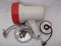Various Diving Lights - Three (3) different types