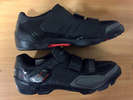 Shimano M163 MTB-Shoes, Size 45 (UK 9.5) - like new