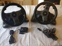 Logitech Driving Force PS3 Steering Wheels