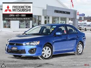 2016 Mitsubishi Lancer ES! AUTO! HEATED SEATS! WARRANTY TO 2026!