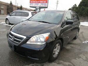 2005 Honda Odyssey EX-LTV DVD,,leather,sunroof** FULLY LOADED**