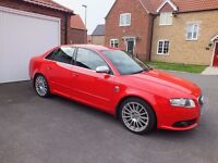 Audi A4 2.0 TFSI QUATTRO S Line Special Edition 230ps (MANUAL) 2006