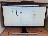 """Samsung 28"""" UHD LED Monitor (U28E590D)"""