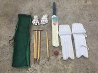Cricket set for children