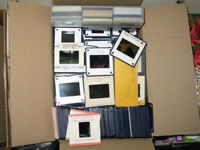 35mm photo slides mostly nature 1960's several hundred FREE