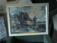 "Constable's ""Haywain"""