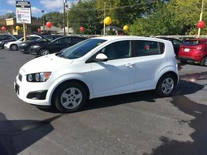 2015 CHEVROLET SONIC LS AUTO- BLUETOOTH, CD PLAYER, AIR CONDITIO