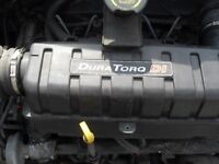 transit mk6 parts low milage engine gearbox