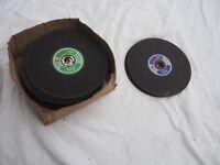 """9"""" cutting discs"""