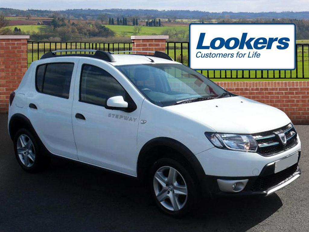 dacia sandero stepway laureate dci white 2014 03 27 in st helens merseyside gumtree. Black Bedroom Furniture Sets. Home Design Ideas