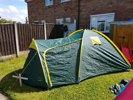 3 man tent