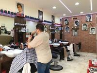 Barber required for a job