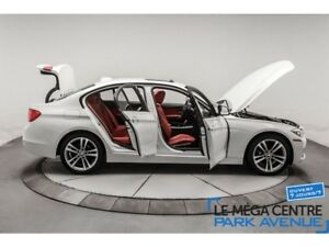 2014 BMW 320i xDrive SPORT LINE, AWD, CUIR ROUGE, TOIT