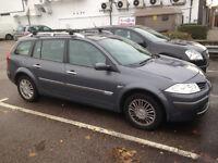 Renault Megane 1.6 VVT Privilege 5dr