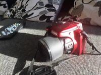 Fuji finepix s9200 as new camera 50x zoom