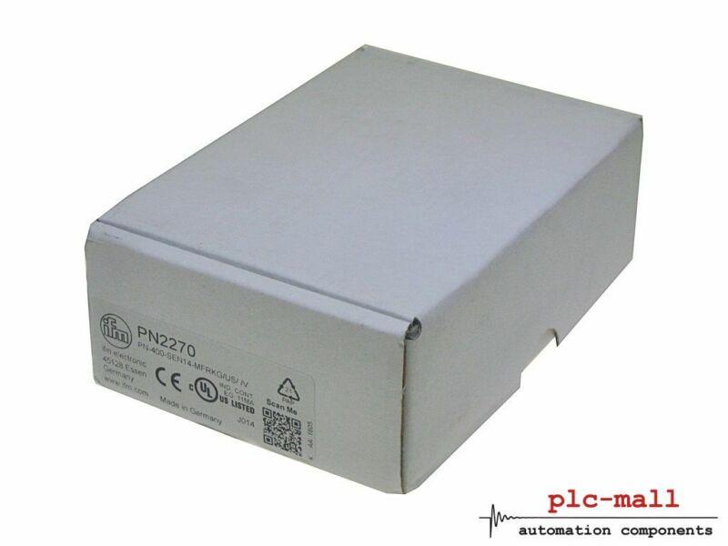 IFM PN2270 -Factory Sealed Surplus-