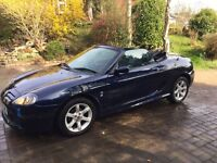 Mg tf 1.8 for sale