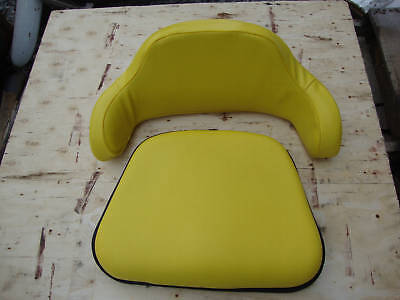 2040 2150 2155 2630 2640 2755 2955 John Deere Tractor Seat Cushion Set