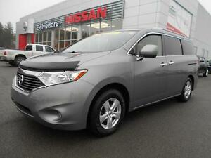 2013 Nissan Quest SV 7 PASSAGERS MAGS AIR CLIMATISÉ