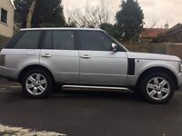 Range Rover 3.0 diesel vouge , 54 plate part exchange welcome