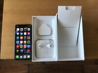 iPhone X 64gb 2 weeks old with box