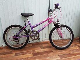 "Girls Mountain Bike 16"" *Reduced*"