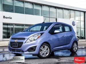 2015 Chevrolet Spark 1LT CVT Great on gas! 4 doors and easy to p