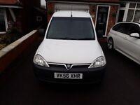 Vauxhall Combo Van, 1.3. 83,000 miles.