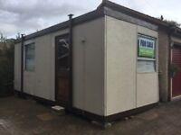 Modular Cabin. Storage/Office