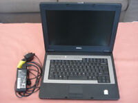 Dell Inspiron 1300 Laptop with Windows 7 Pro.