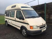 1996 Autosleeper Duetto with Low Mileage