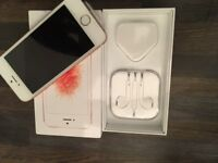 Iphone SE Rose Gold Brand New Open To All Networks