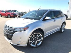 2013 Ford Edge Sport-PST PAID-NAV-PANO ROOF