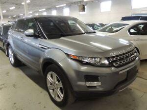 2014 Land Rover Range Rover Evoque PURE PLUS, NAVI, PANO ROOF