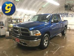 2011 Ram 1500 QUAD CAB*4X4*TOW PACKAGE*AIR CONDITIONING*POWER WI