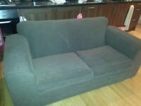 Free two person sofa!