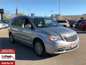 2016 Chrysler Town & Country Touring-L**DUAL DVD**NAVIGATION**PO