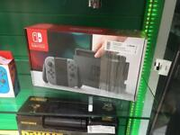 Nintendo Switch Boxed