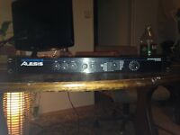 Alesis Microverb 3 Rackmount Delay and Reverb