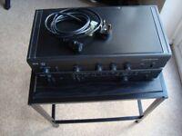 Arcam Alpha II Amplifier/Tuner/Target Stand.