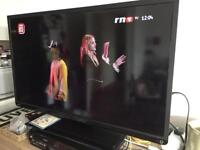 Toshiba 40' LED TV Full HD built in freeview