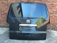 VW T5 Transporter - Tailgate rear door - Metallic black - 2.5 TDi