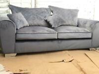 Designer 3 seater Stylish Sofa!!!Huge savings