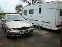 Lunar clubman 5.30\4 Caravan for sale - 2004, immaculate Condition