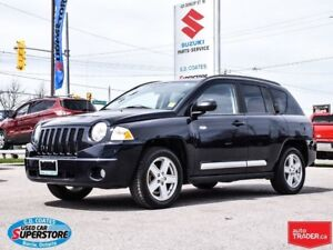 2010 Jeep Compass North Edition 4x4 ~Heated Seats ~Alloy Wheels