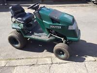 Hayter garden tractor